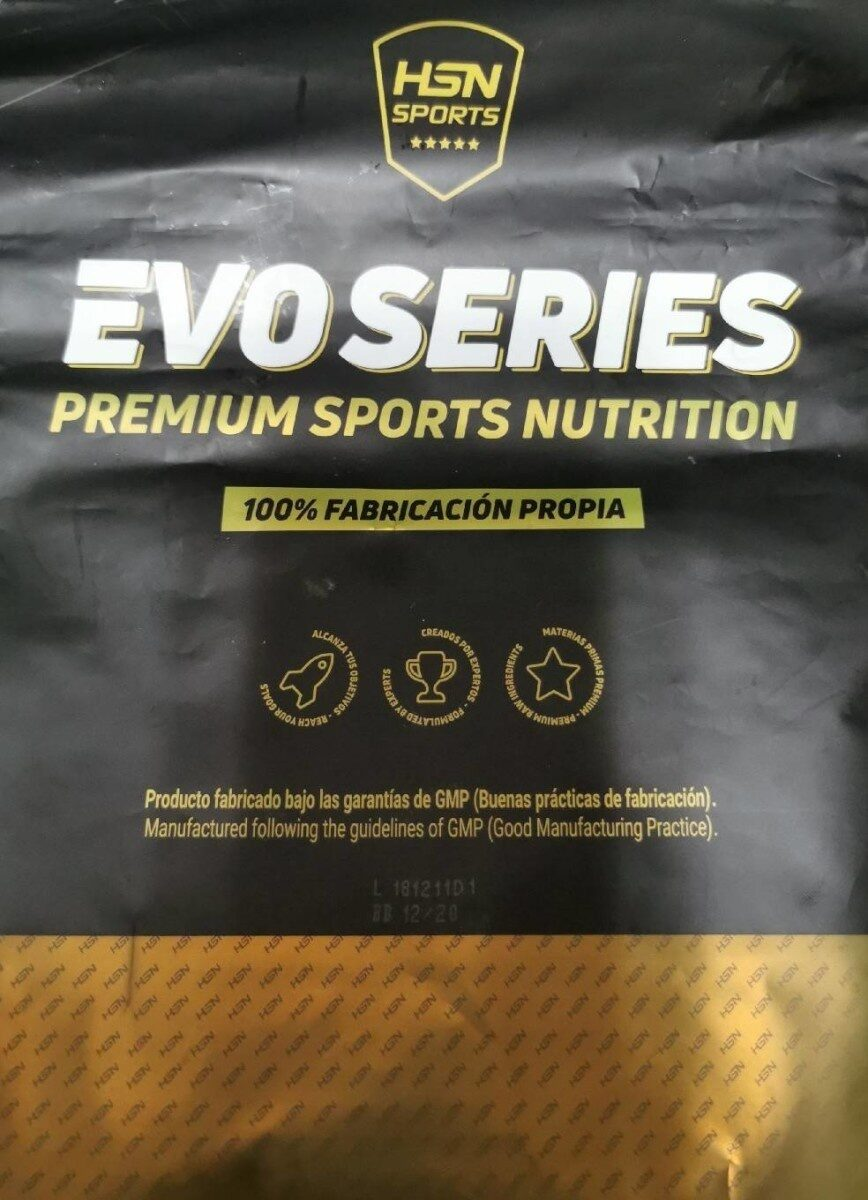 Evolate 2.0 whey protein isolate - Producto - es