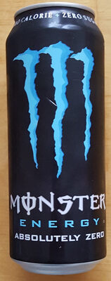 Monster Energy Absolutely Zero - Product