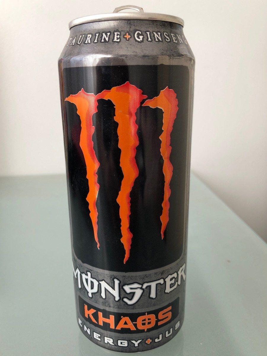 Monster Energy Khaos - Product - fr