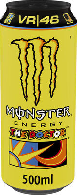 Monster Energy The Doctor VR/46 - Prodotto - fr