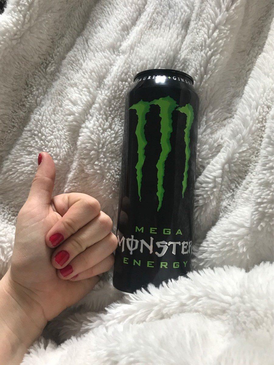 Mega Monster Energy - Produit - fr