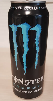 Monster Energy Drink Absolutely Zero - Product