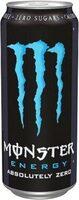 Monster Energy Drink Absolutely Zero - Produkt - de