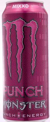 Monster Punch Energy Mixxd - Produkt - de