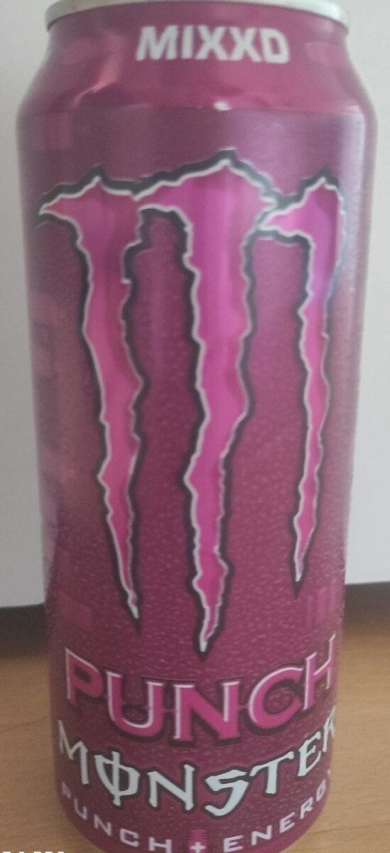 Monster Punch MIXXD - Product - de
