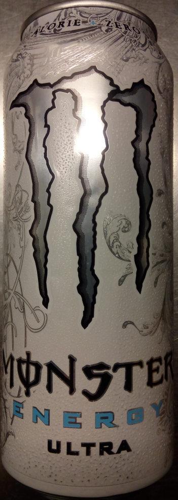 Monster Energy Ultra - Produit