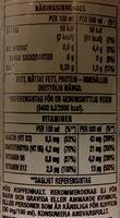 Monster Energy Ultra - Informations nutritionnelles