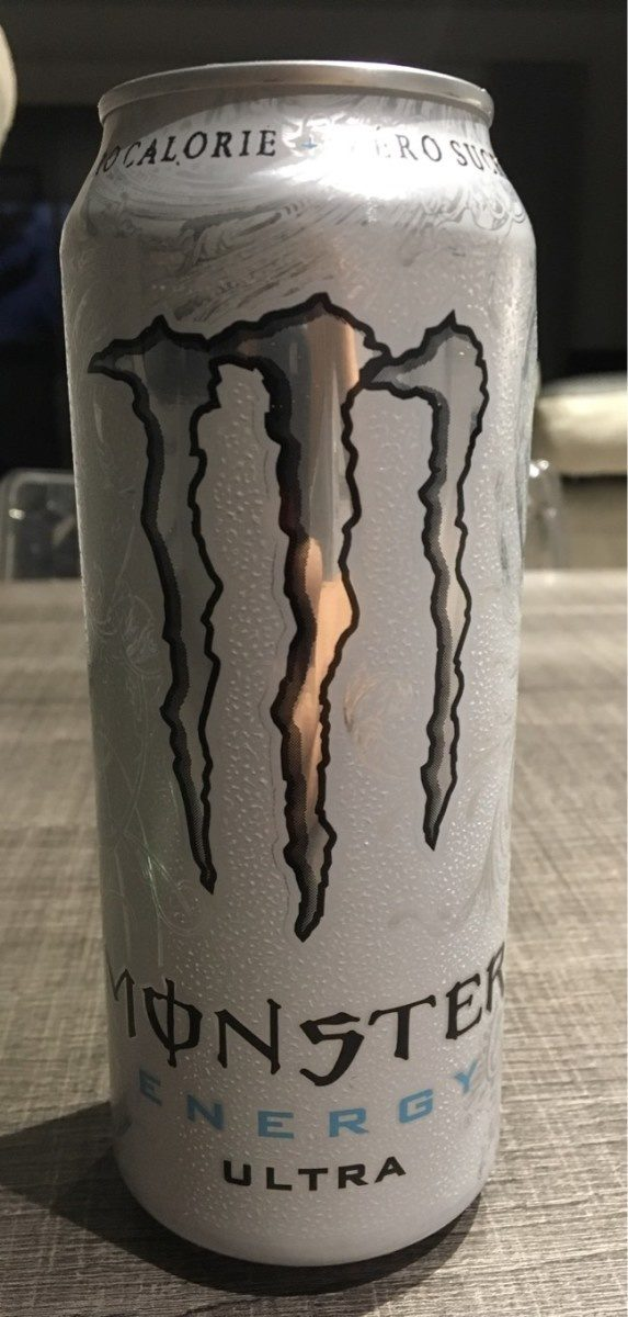 Monster Energy Ultra - Produit - fr