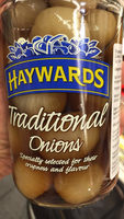 Traditional Onions - Product - en