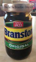 Original Sweet Pickle - Produkt