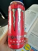 Monster Energy Ultra Red - Produit