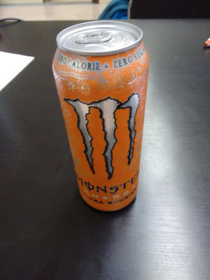 Monster-energy - Producto