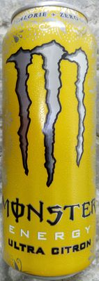 Monster Energy Ultra Citron - Product