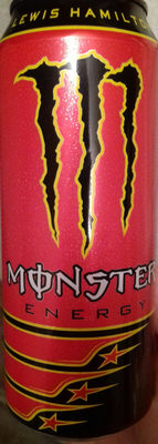 Monster energy Lewis Hamilton 44 - Product - fr