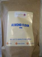 Almond flour - Produit