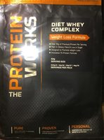 The Protein works vanille - Produit