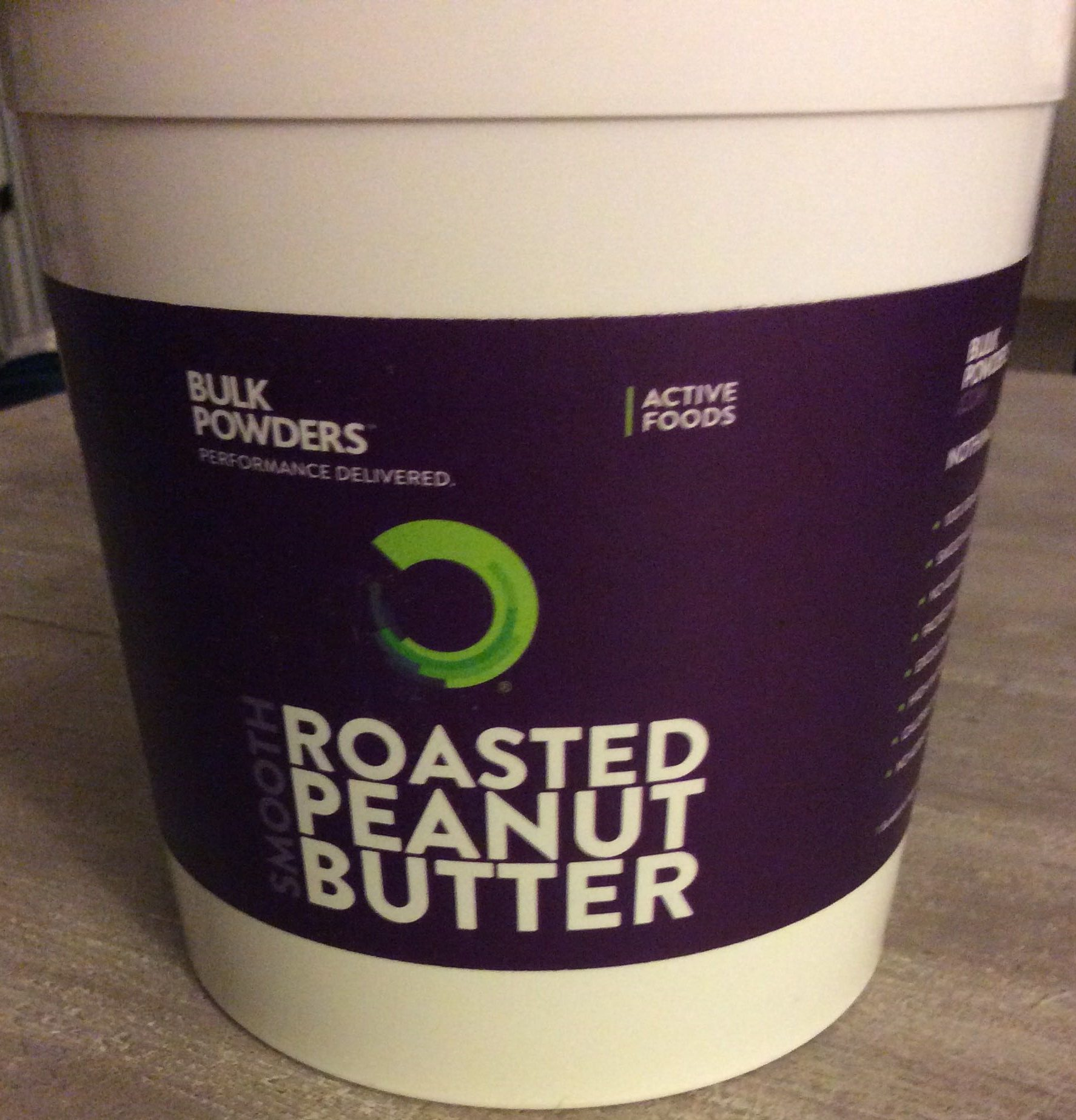 Roasted peanut butter - Product