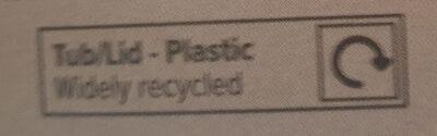 Smooth Peanut Butter - Instruction de recyclage et/ou informations d'emballage - en