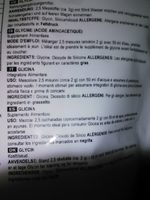 Glycine - Ingrédients - fr