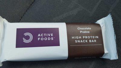 High protein snack bar - Produit - fr