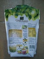 New Chia Seeds High In Fibre, Source Of Protein 1 KG Value Pack - Produit