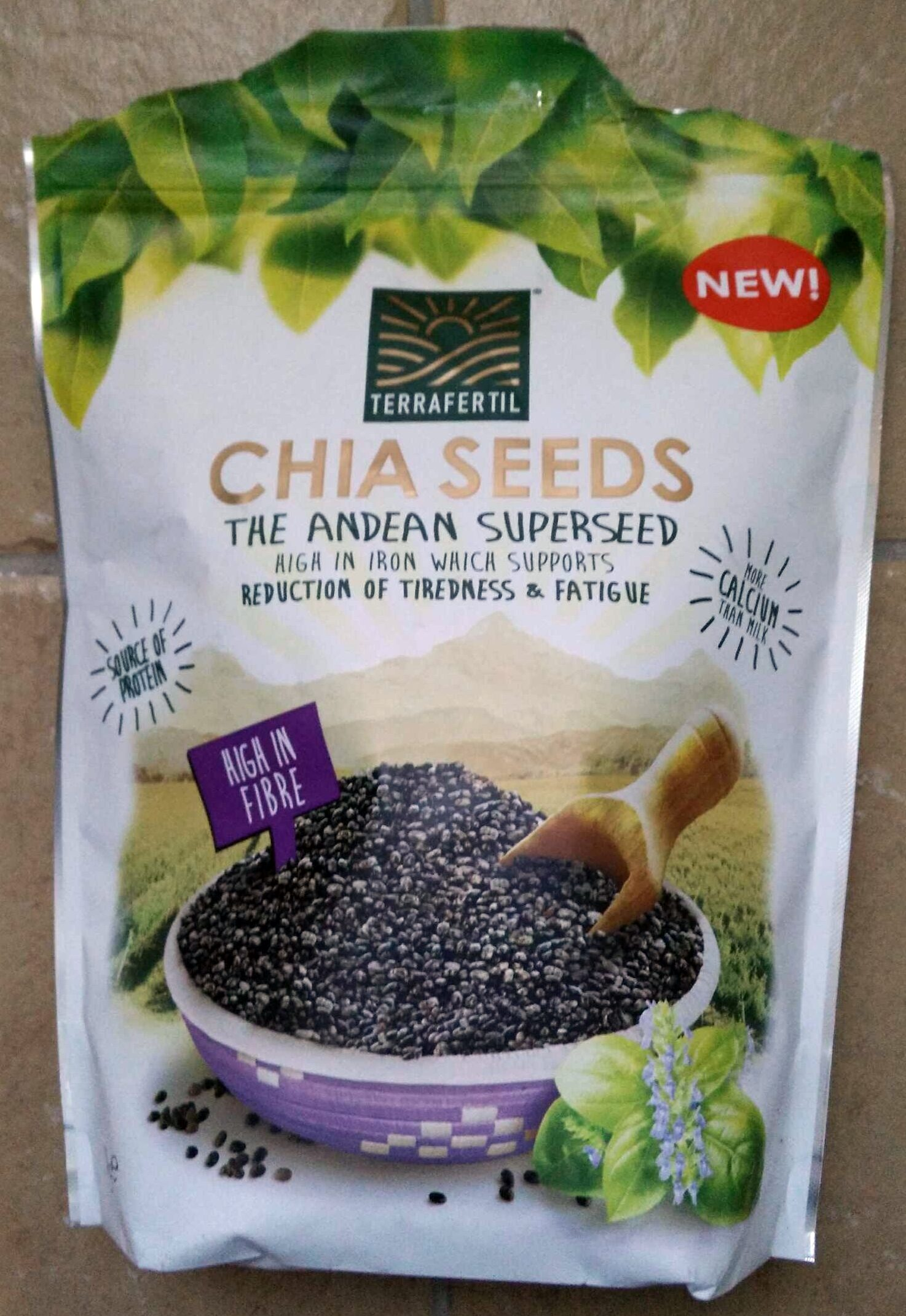 Chia Seeds - Product - fr