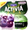 Activia Blueberry & Acai - Product