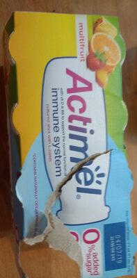 Actimel multifruit - Product