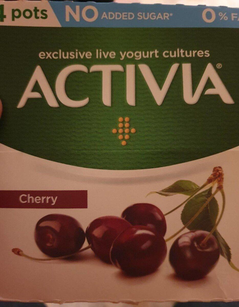 Activia Cherry - Prodotto - en