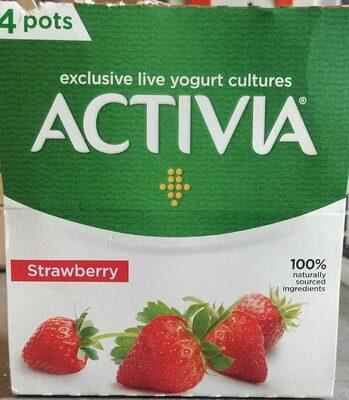 Activia fraise - Product
