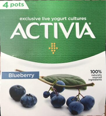 Activia Blueberry - Product