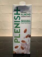Plenish Organic Almond Milk - Prodotto - en
