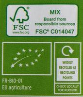 Plenish Organic Almond Milk - Istruzioni per il riciclaggio e/o informazioni sull'imballaggio - en