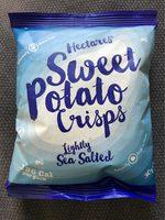 Sweet Potato Crisps Lightly Sea Salted - Produit - fr