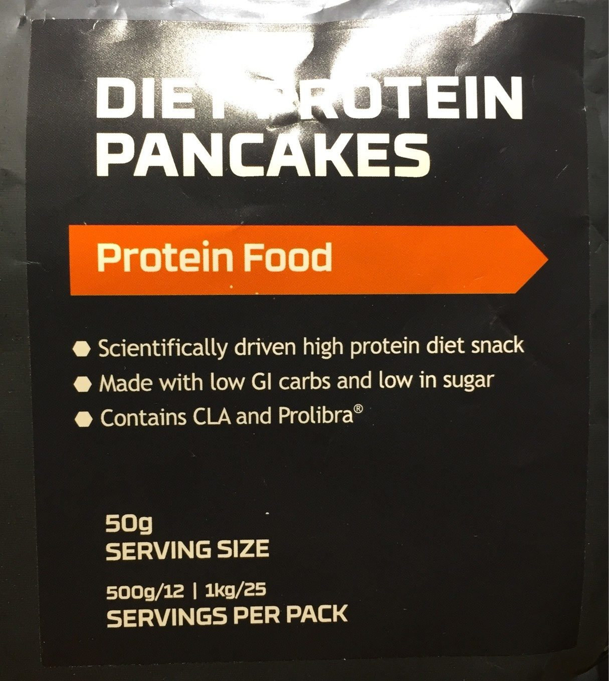 The Protein Works Diet Protein Pancakes Natural - Produit - fr