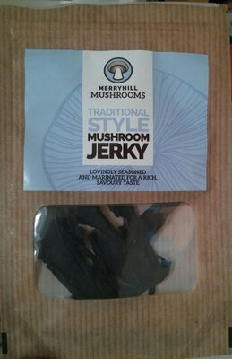 Traditional style mushroom jerky - Product - en