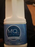 Pasterised whole milk - Product - en
