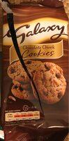 Chocolate chunk cookies - Produit - en