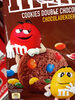 M&M'S COOKIES DOUBLE CHOCOLAT - Product