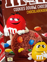 M&M'S COOKIES DOUBLE CHOCOLAT - Product - fr