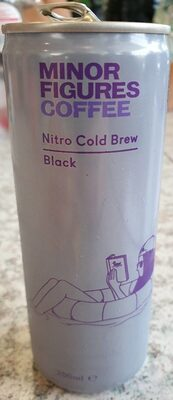 Nitro Cold Brew Black - Product - fr