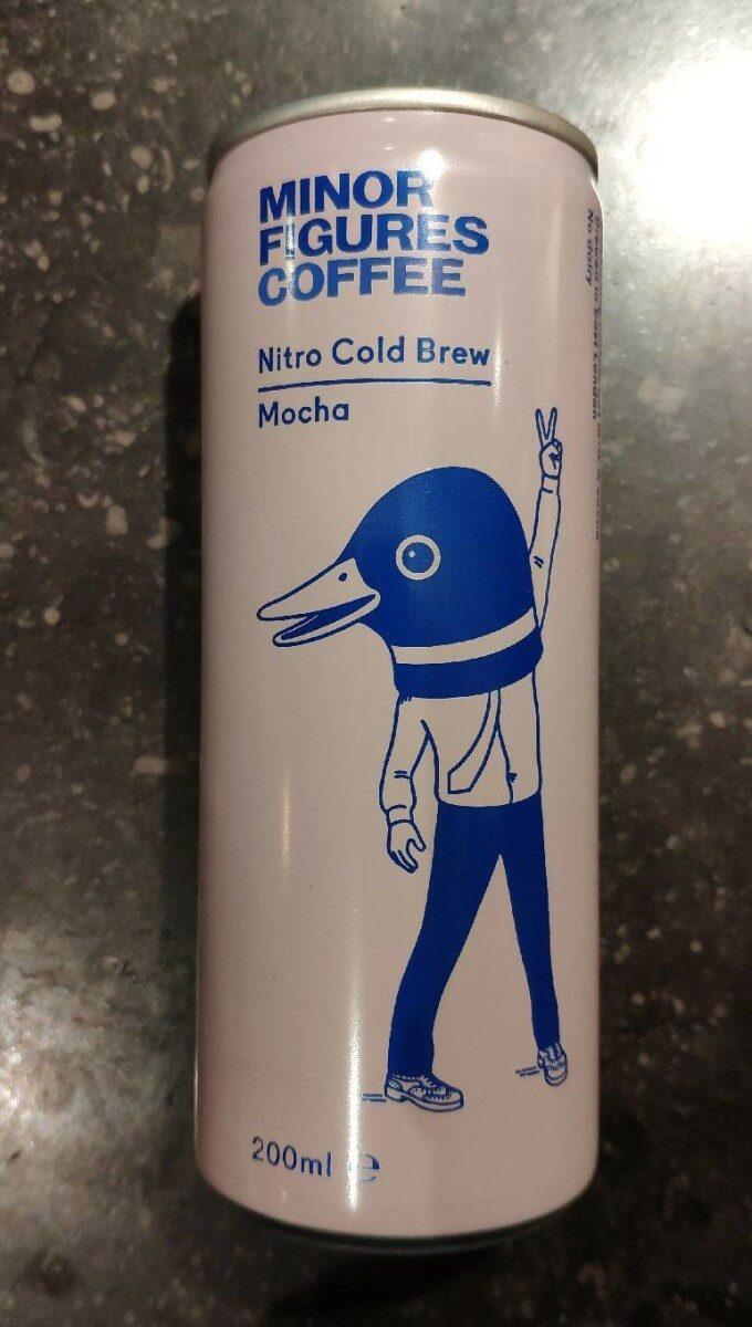 Nitro cold brew Mocha - Product - fr