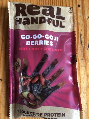 Go-Go-Goji Berries - Product