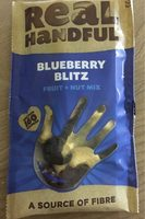 Real Handful Blueberry Blitz - Produit - en
