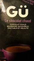 Le chocolat chaud - Gu - 750ml