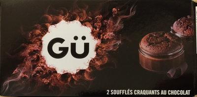 4 souffles craquants au chocolat - Produit