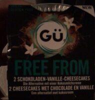Cheescakes chocolat vanille - Prodotto - de