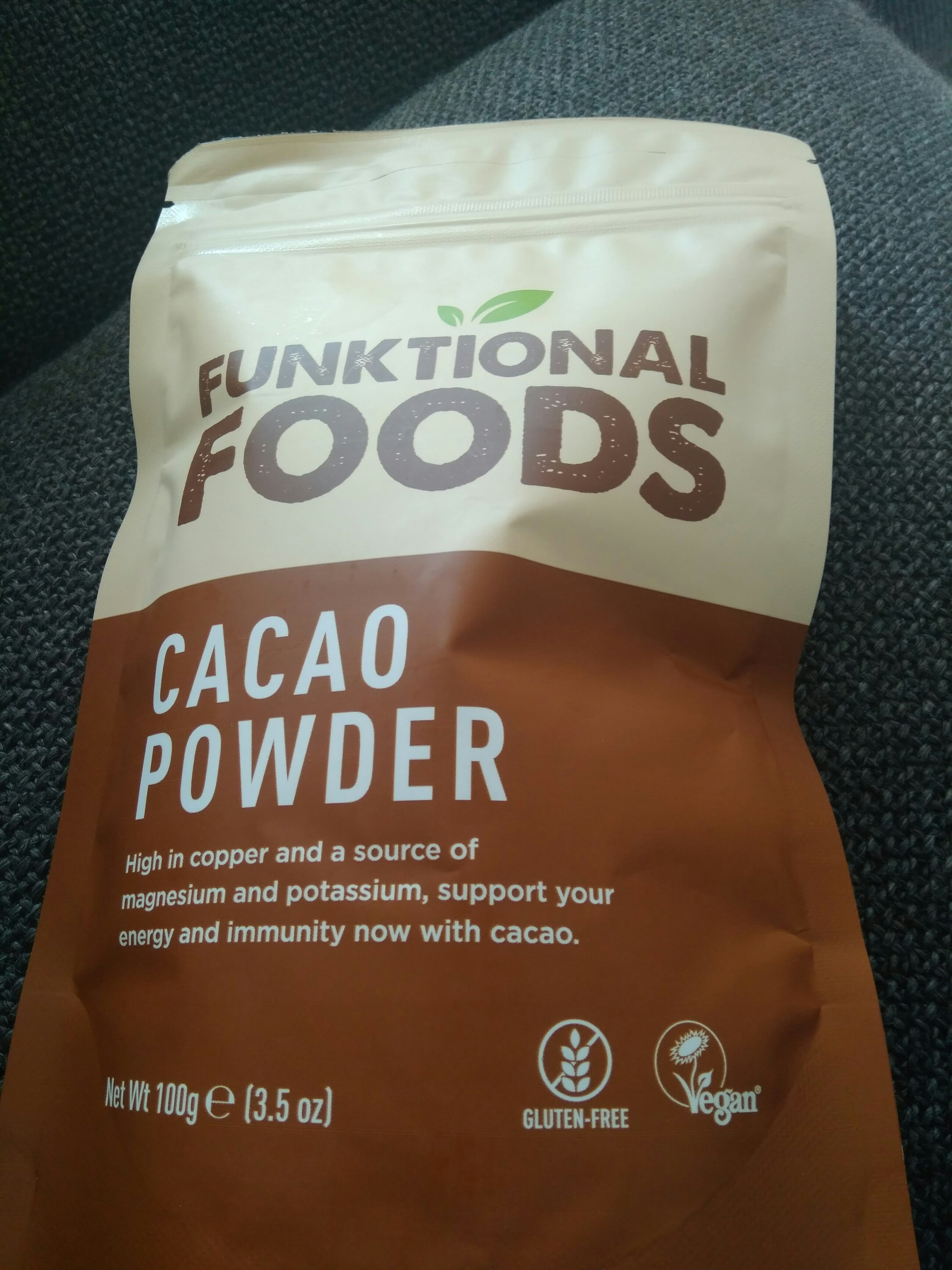 Cacao Powder - Product