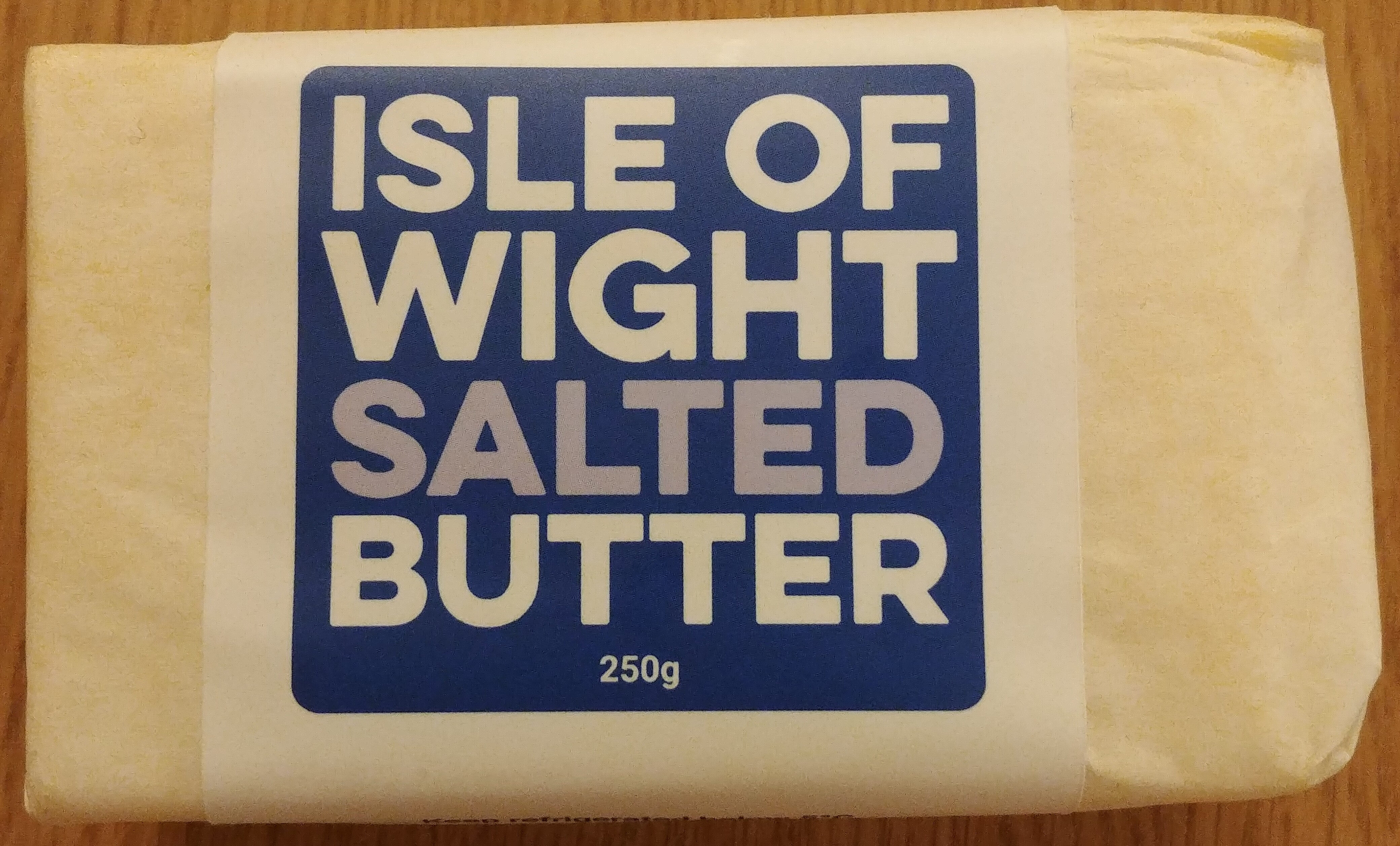 Isle of Wight Salted Butter - Product - en