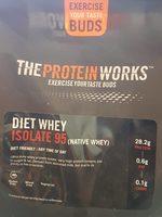 diet isolate 95 - Produit